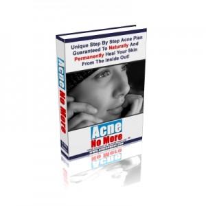 acne book